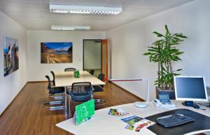 ALPENRIND Salzburg Bürogebäude Raum